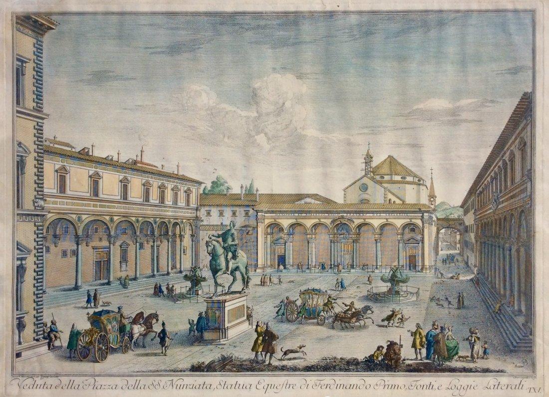 GIUSEPPE ZOCCHI (Italian 1711-1767)