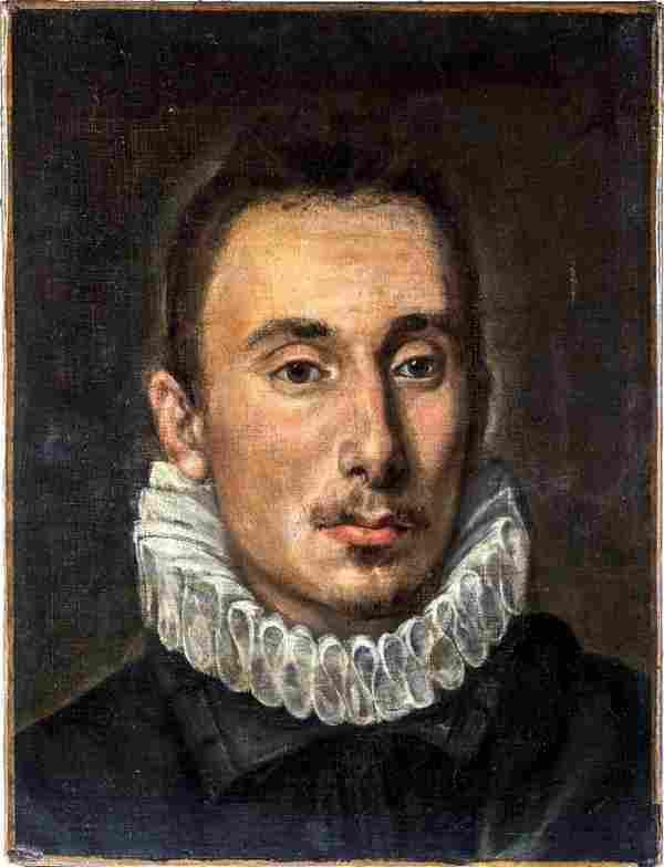 Dom. Theotokopoulos GRECO EL (1541-1614)
