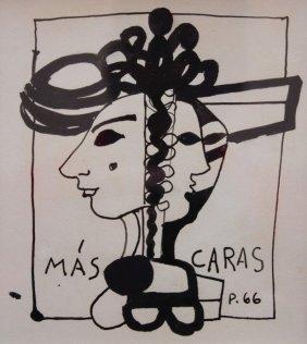 Ren? PORTOCARRERO (1912-1986)