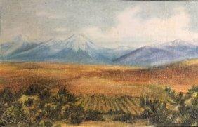 Jose Maria Velasco (1840-1912) Mexican
