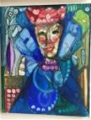 CUBAN ART JOSE MARIA MIJARES