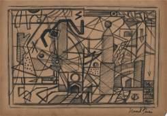 STUART DAVIS American 18921964