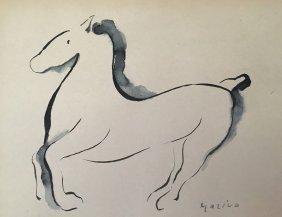 Marino Marini Italian Artist