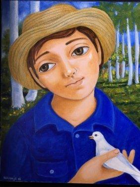 Cuban Art Orlando Naranjo