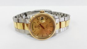 Rolex Oyster Prince Date Day Mens Watch