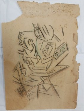 Pablo Picasso (attrib.) (1881-1973)
