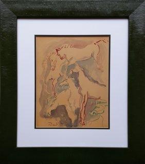 Raoul Dufy (attrib.)(1877-1953). France.