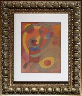 Robert Delaunay(attrib.) (1885-1941)