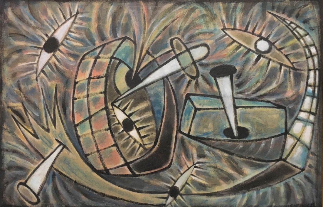 CUBAN ART   CARLOS ALFONZO