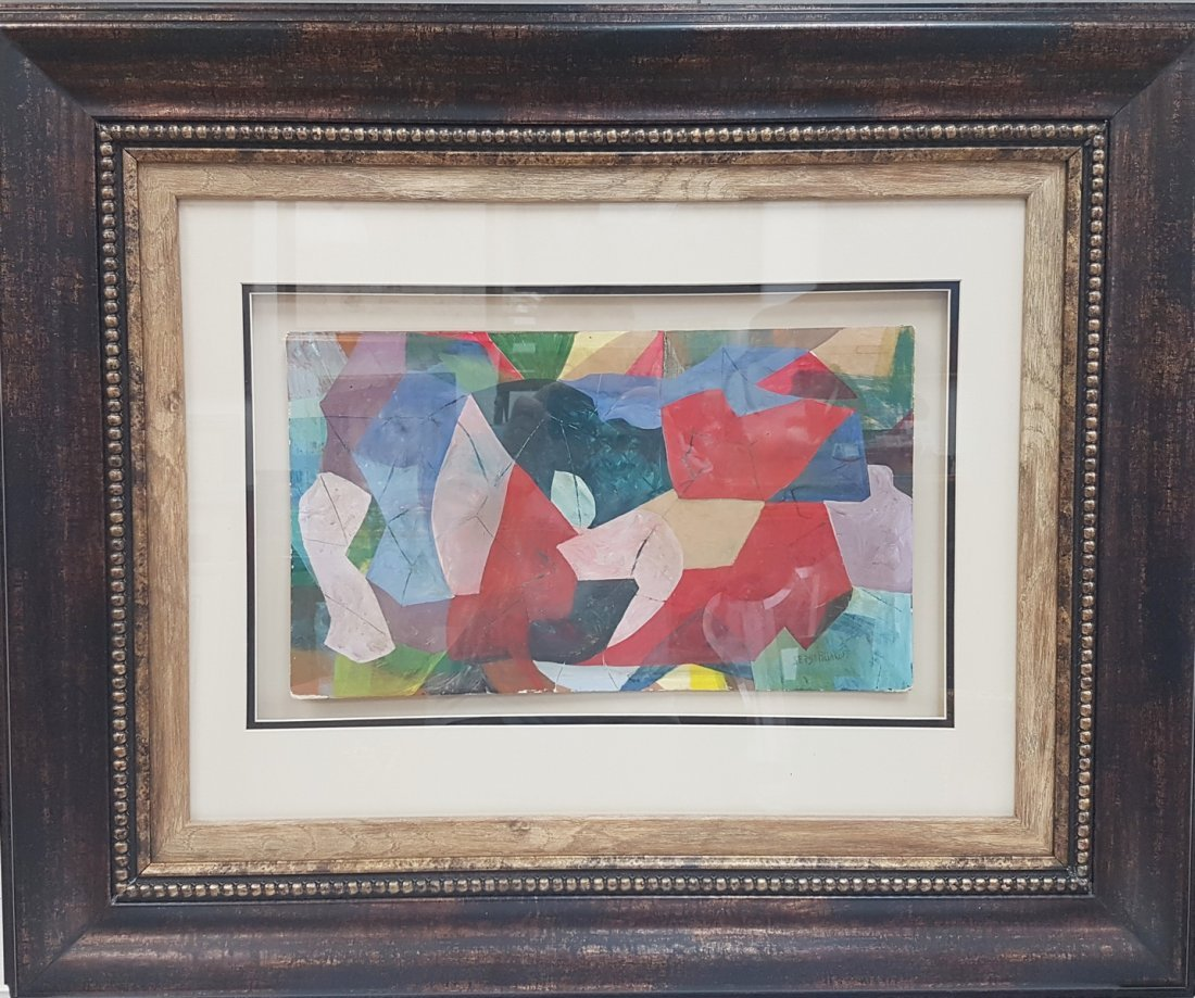 ATTRIBUTED TO Serge POLIAKOFF