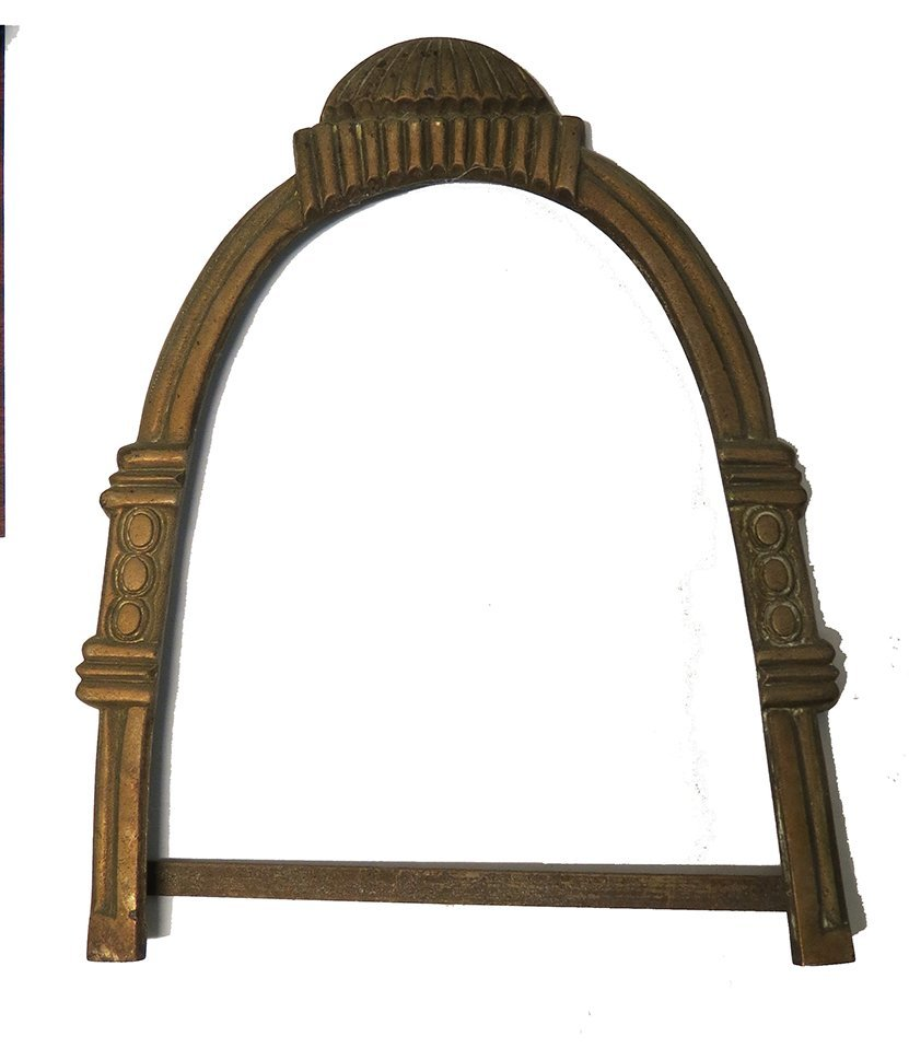 French Art Deco Sconce Frame