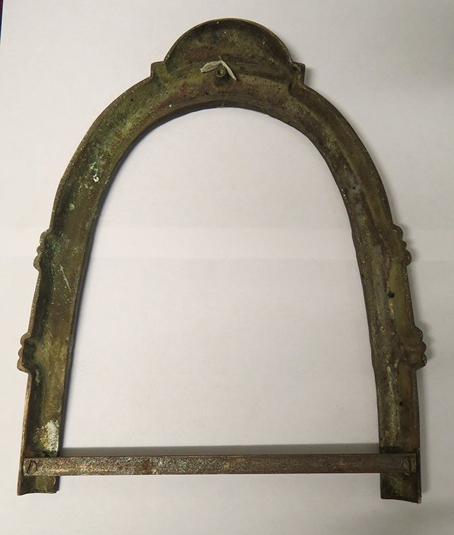 French Art Deco Sconce Frame - 2