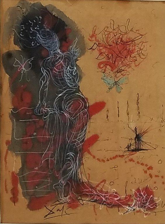 Salvador DALI (Attrib.) (1904-1989) - 2