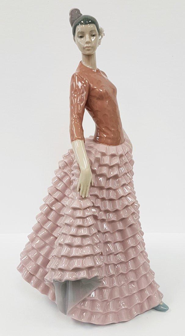 Retired Lladro Figurine Fiesta Dancer # 6163