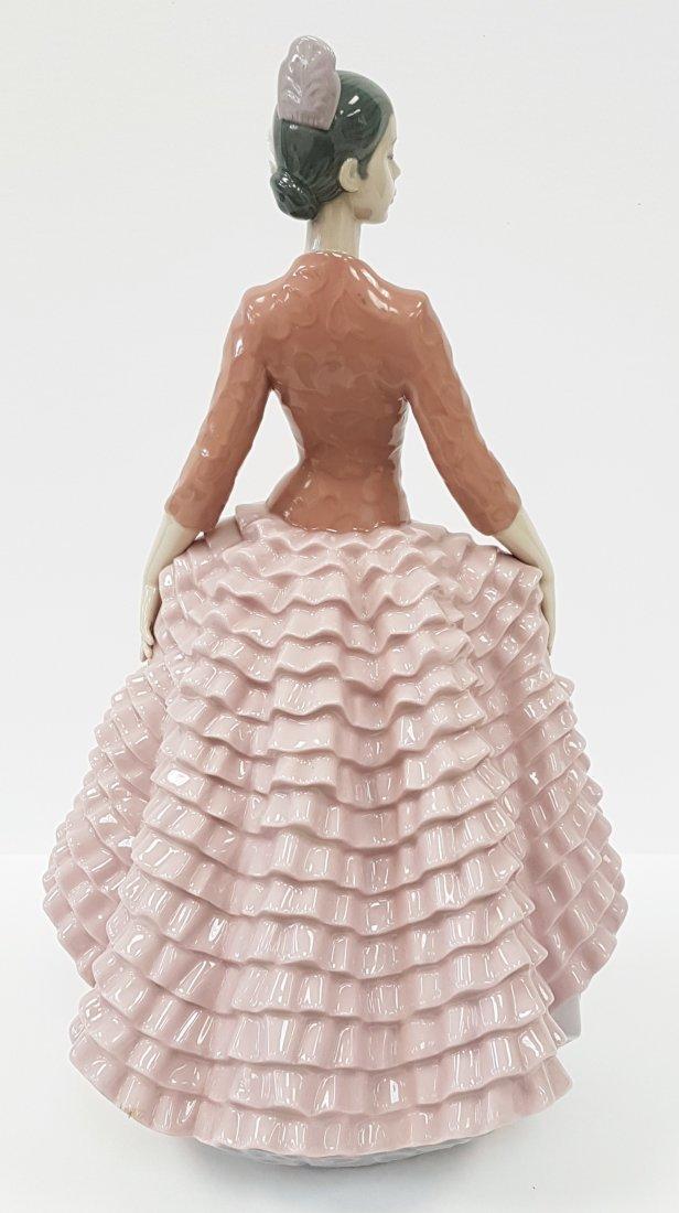 Retired Lladro Figurine Fiesta Dancer # 6163 - 3