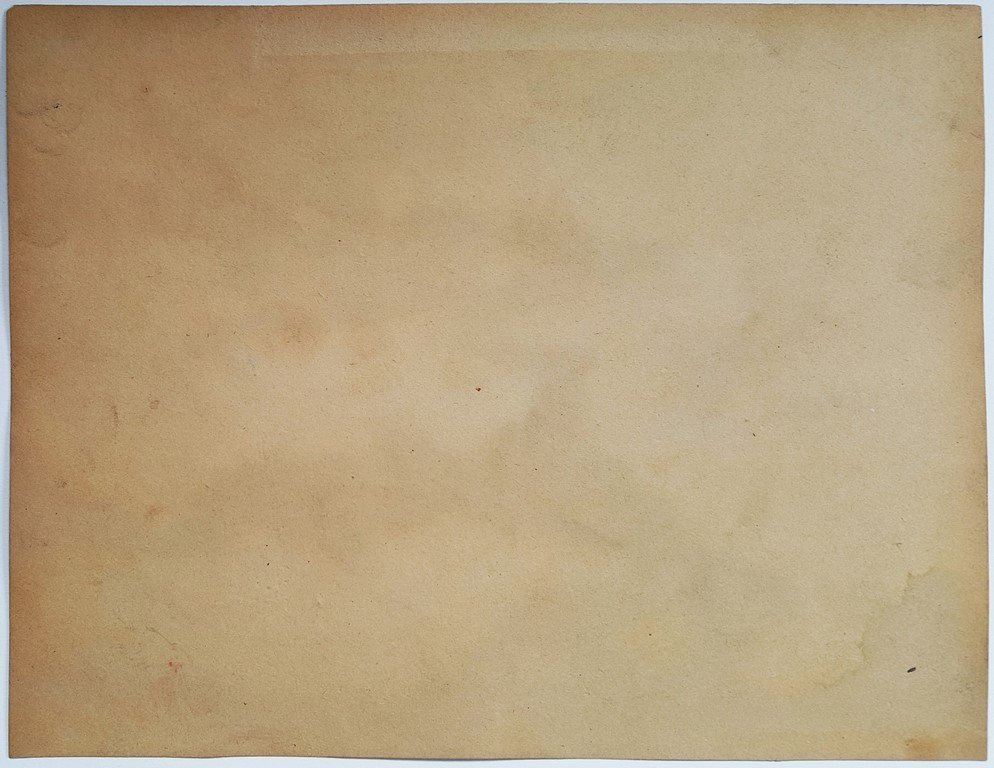 Joan MIRO (attrib.) gouache on paper - 2