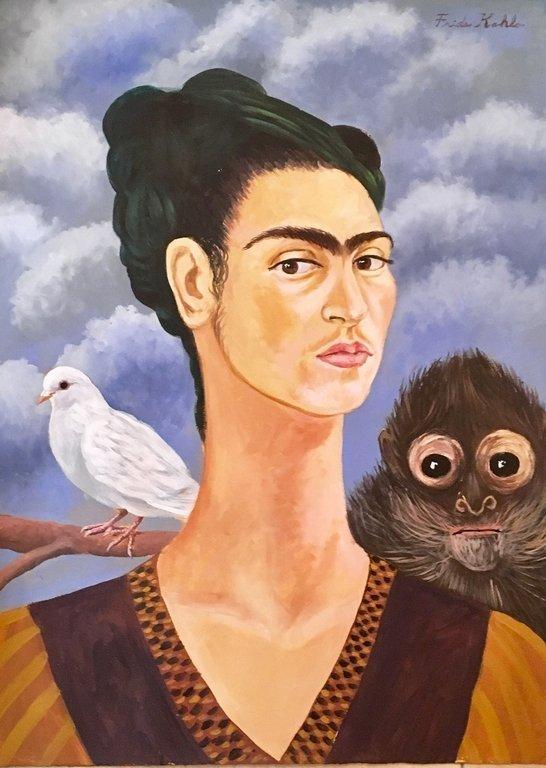 Frida KAHLO (Attrib.) (1907-1954)