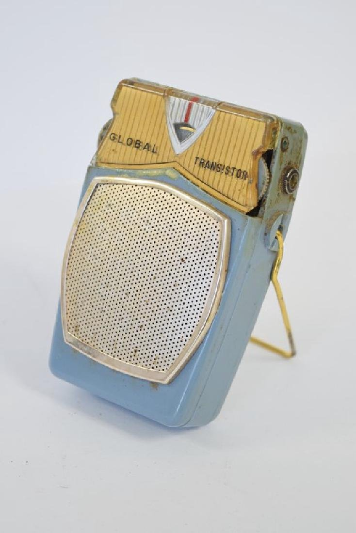 GLOBAL TRANSISTOR RADIO - 2