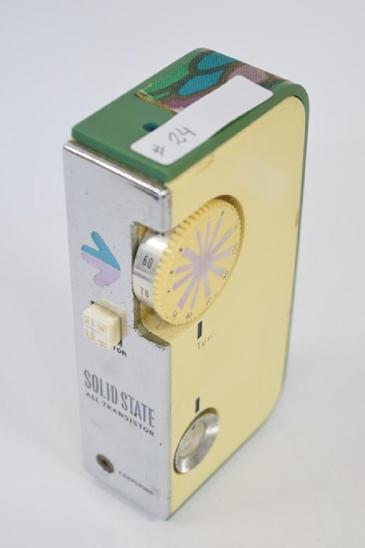 SOLID STATE ALL TRANSISTOR RADIO - 2