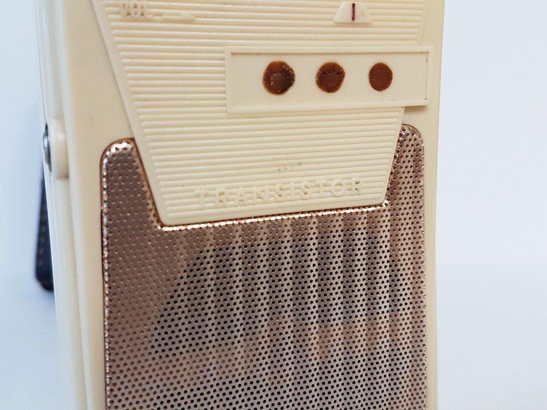 unsigned transistor radio - 2