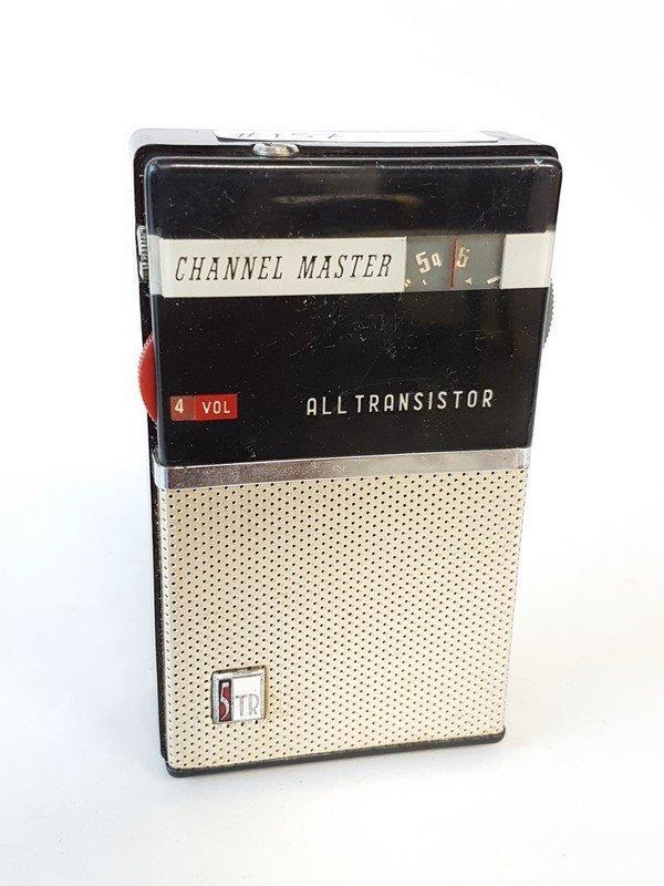 general master all transistor radio