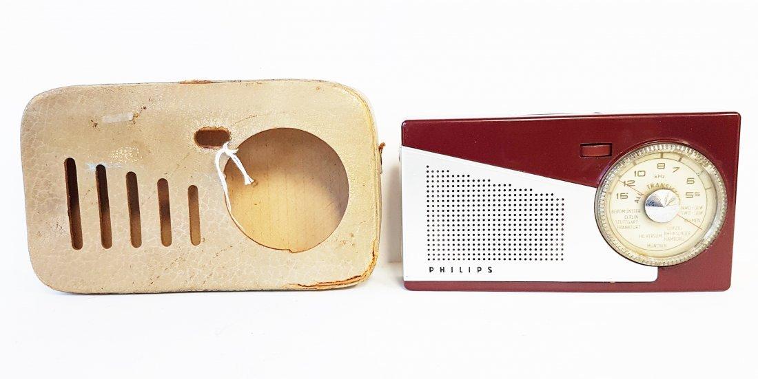 philips all transistor radio