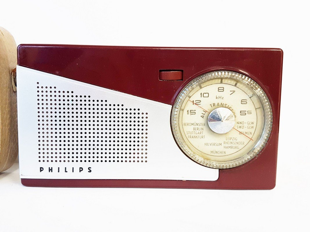 philips all transistor radio - 2