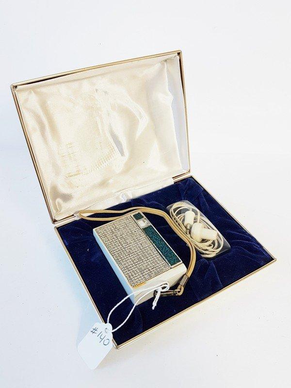 sears 7 transistor radio