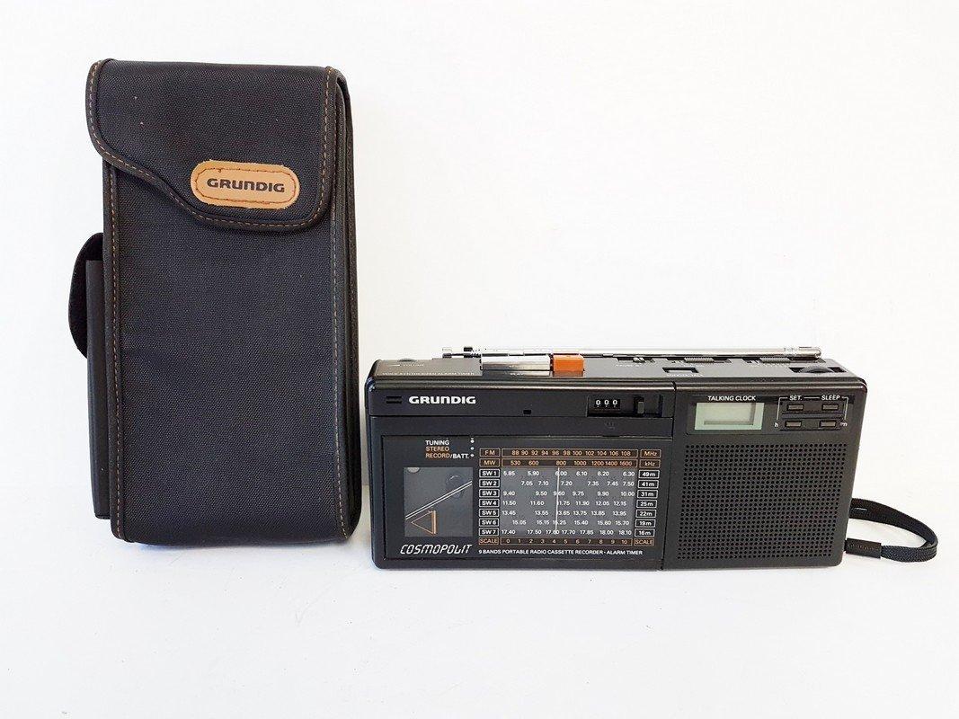 grundig radio