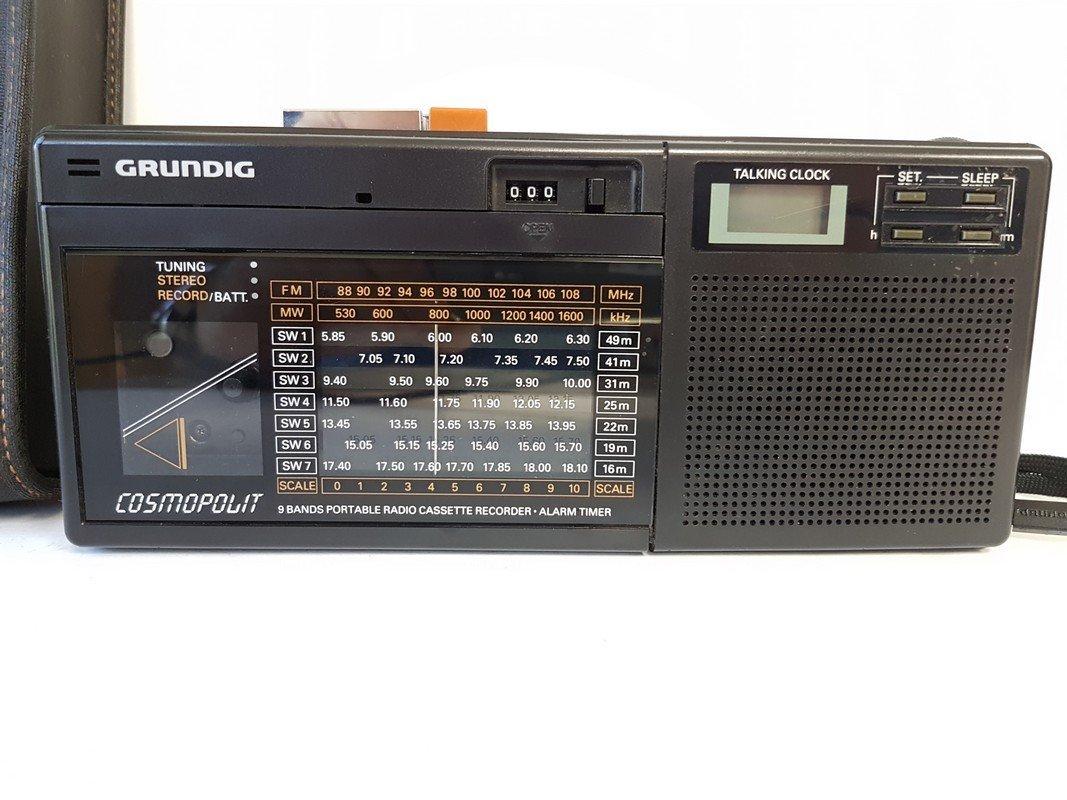 grundig radio - 2