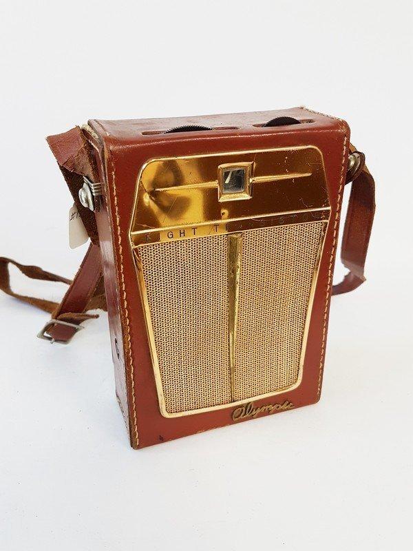 olympic 8 transistor radio