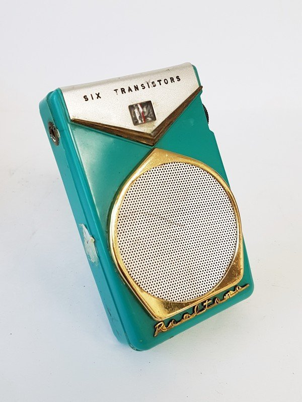 realtone 6 transistor radio