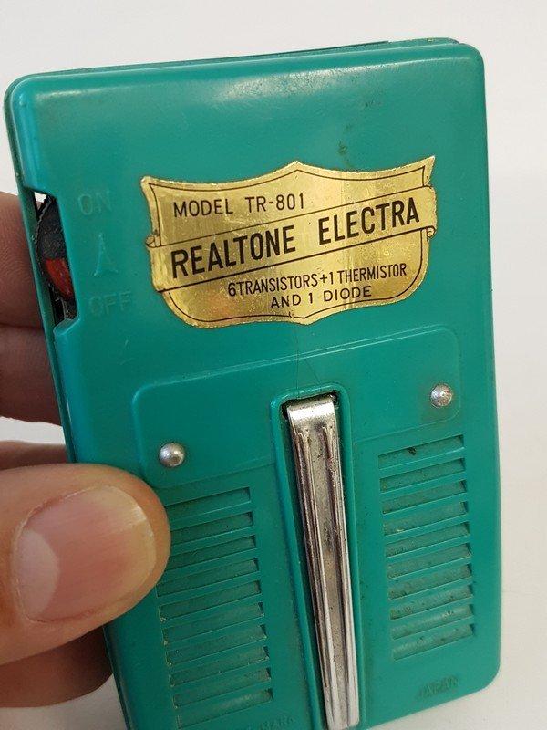 realtone 6 transistor radio - 2