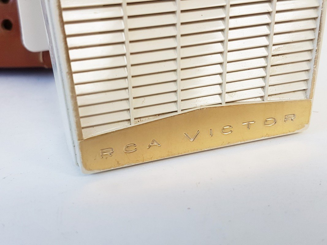 rca victor radio - 2