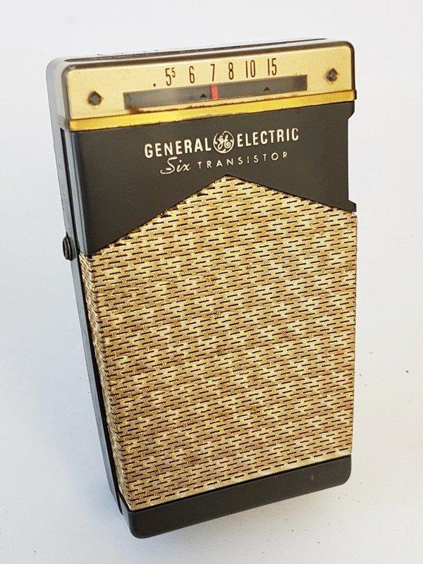 general electric 6 transistor radio