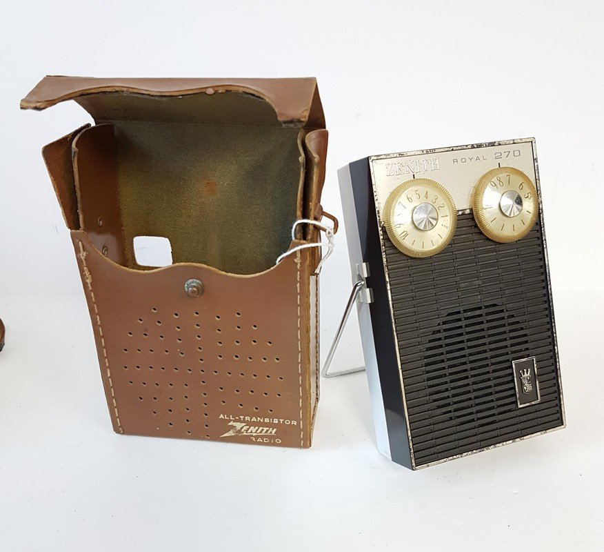 zenith royal 270 radio