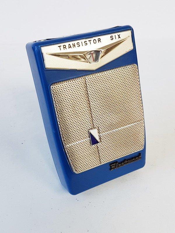 fleetwood 6 transistor radio