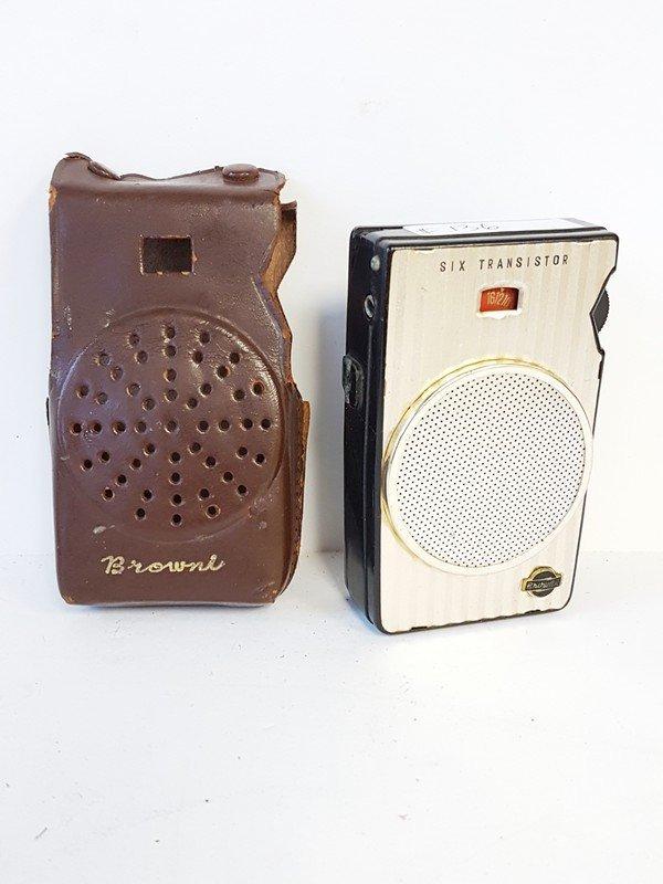 browni 6 transistor radio