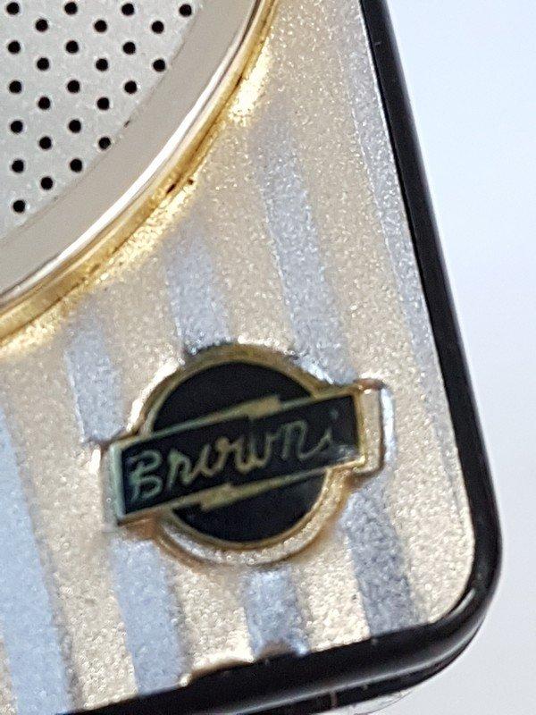 browni 6 transistor radio - 2