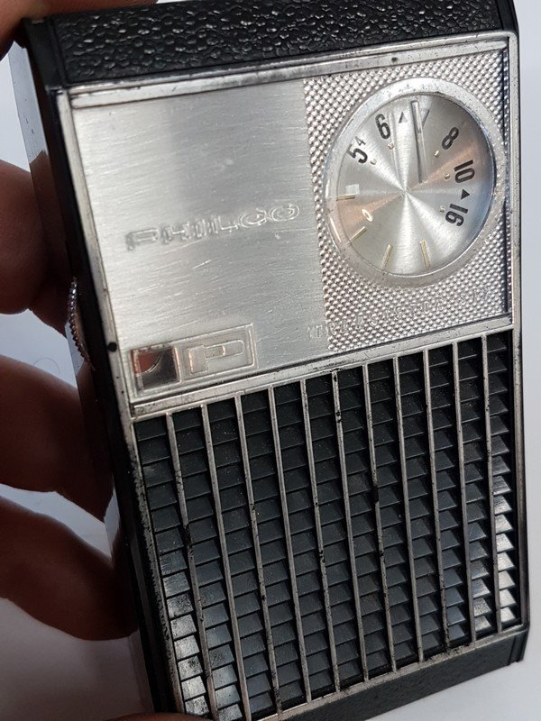 philco radio - 2