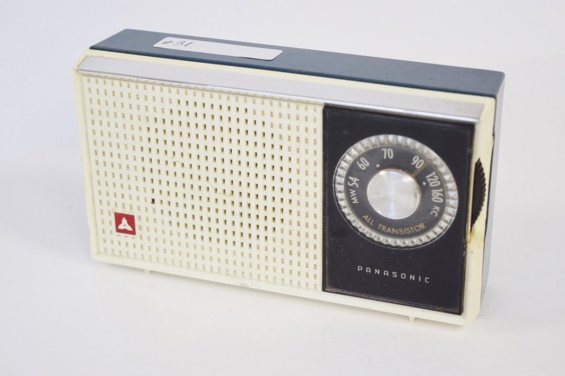 panasonic radio