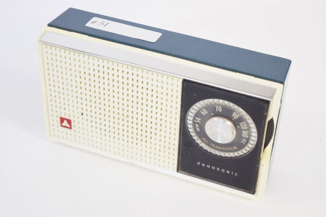panasonic radio - 2
