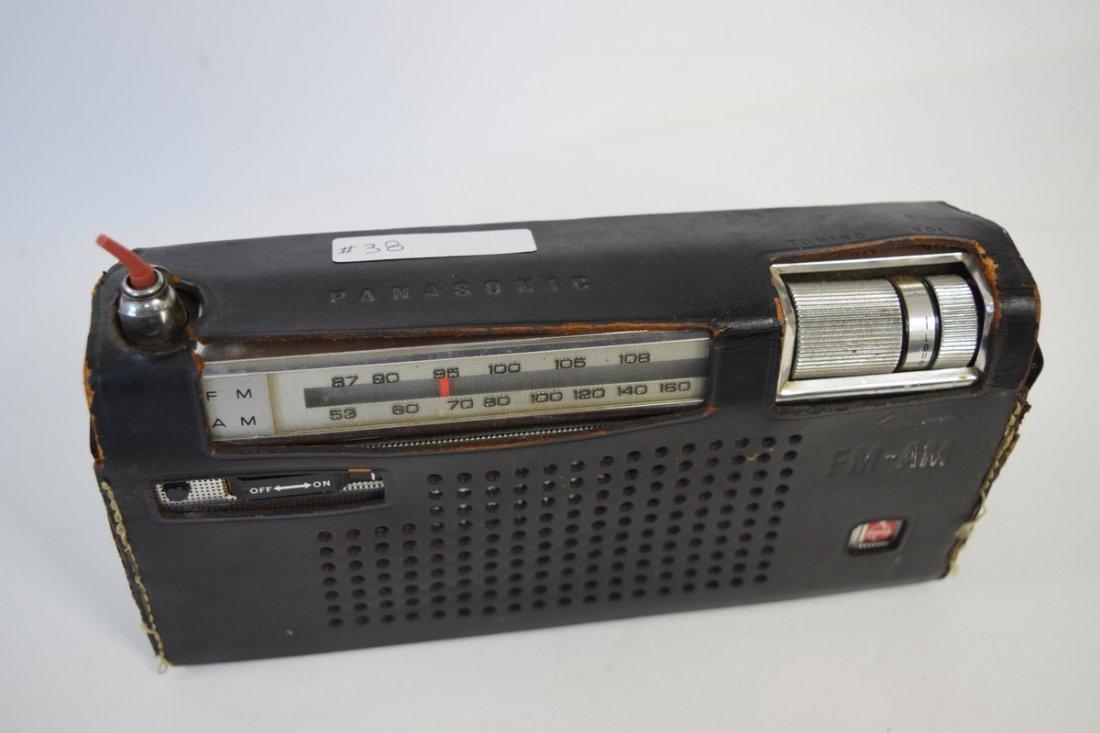 panasonic radio - 2