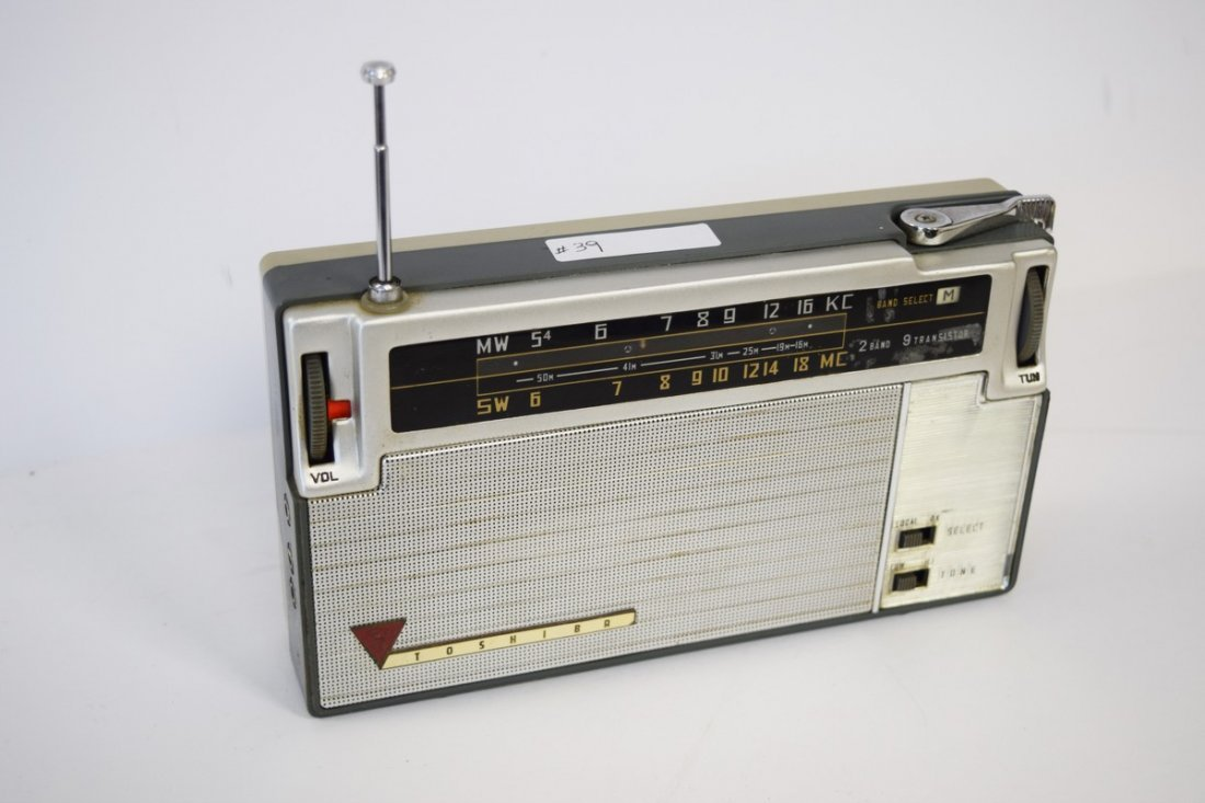 toshiba radio
