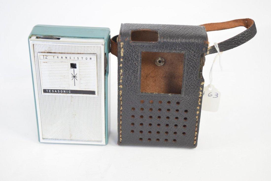 tesasonic 12 transistor radio