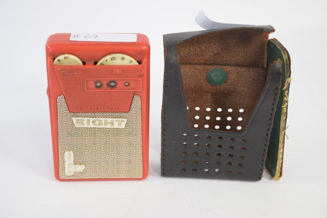 tr 8 transistor radio