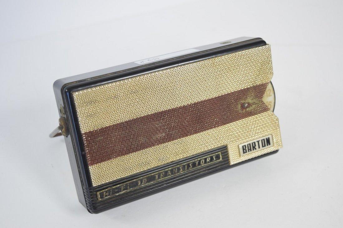 barton hi fi 10 transistor radio