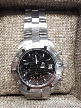 TAG HEUER MENS CHRONOGRAPH WATCH