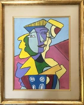 Pablo Picasso Attributed