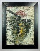 Hunt Slonem - Untitled Painting